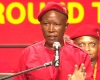 South Africans are frustrated by corruption: Malema