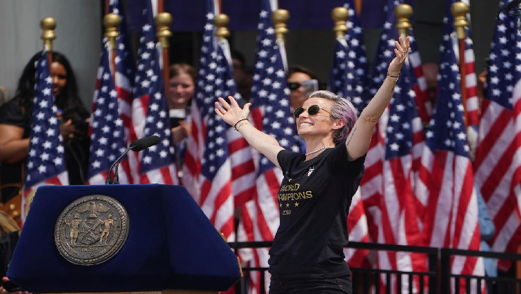 Us Current Events 2020.Rapinoe Adds A Goal For 2020 Helping Democrats Win White