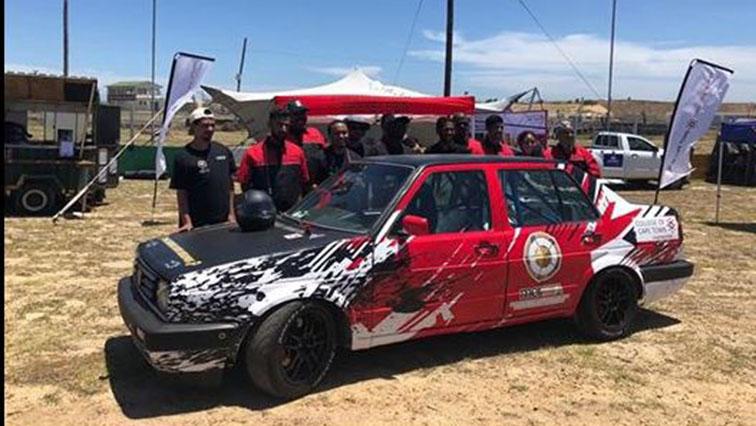 SABC News Motor Mechanic students - Cape Town students launch racing car