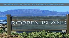 Robben Island was declared a World Heritage site in 1999 by UNESCO.