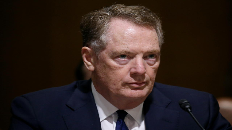 SABC News Robert Lighthizer R - House Democrats, USTR nearing deal to pass modified USMCA agreement: WSJ