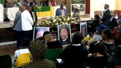 Solly Mokoetle Coffin