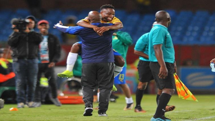 SABC News Sundowns Twitter 1 - Sundowns beat Stellenbosch FC to close gap at the top