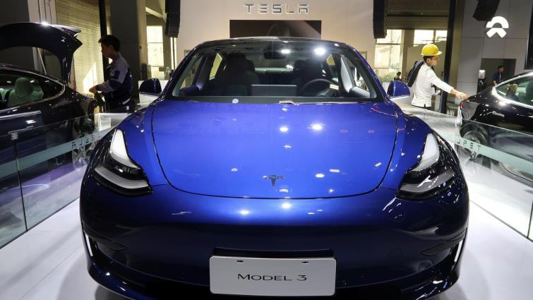 China-built Tesla cars secure new energy vehicle subsidies - SABC News - Breaking news, special reports, world, business, sport coverage of all South African current events. Africa's news leader.