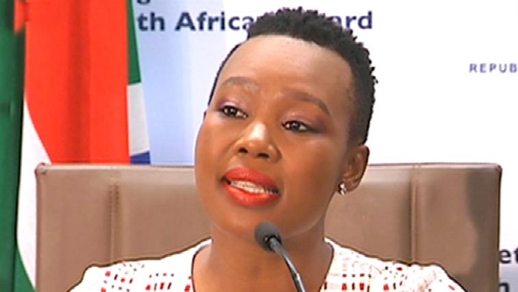 SABC News stella ndabeni abrahams - Communications Minister slates burning of cellphone towers amid bogus COVID-19 claims