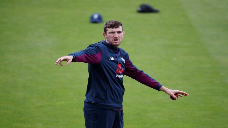 England's Craig Overton