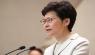 Hong Kong leader Lam visits Beijing