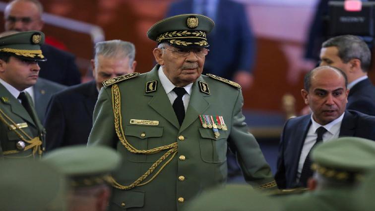 Lieutenant general Ahmed Gaed Salah