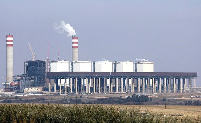 kusile - Several arrested for fraud regarding contract at Kusile power station