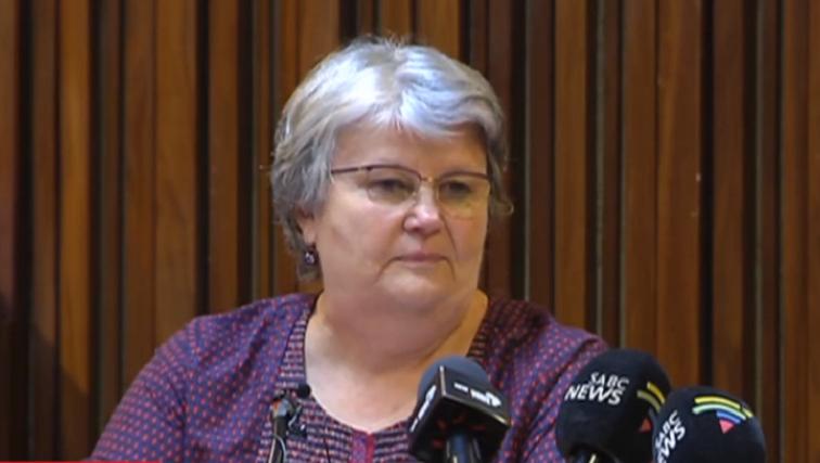 Barbara Hogan - Hogan recalls the last time she saw Aggett