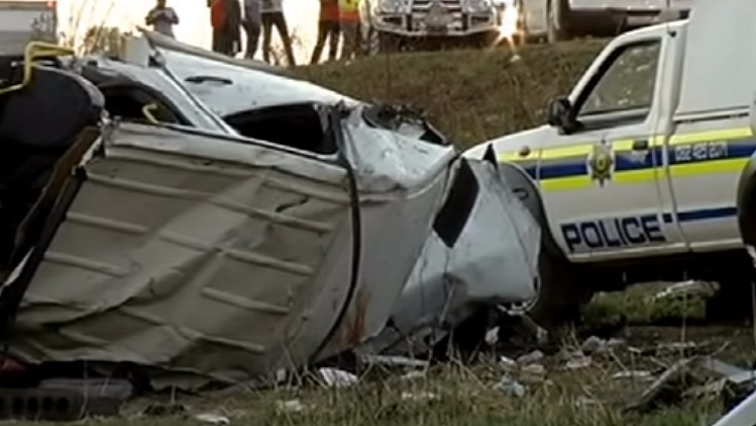 SABC News Accident 3 - Mndali family members, who died in an accident, laid to rest