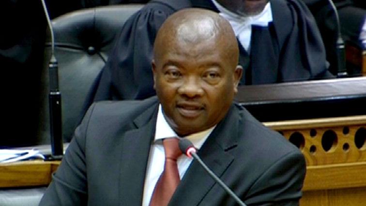 SABC News Bantu Holomisa - UDM welcomes possibility of new coalition government in Nelson Mandela Bay