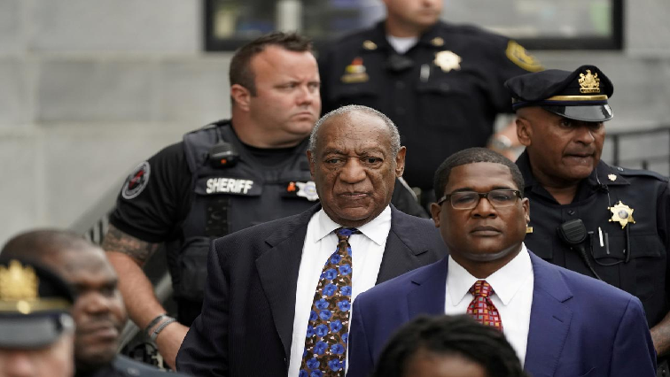 SABC News Bill Cosby R - Bill Cosby asks Pennsylvania top court to hear appeal on sex crime conviction