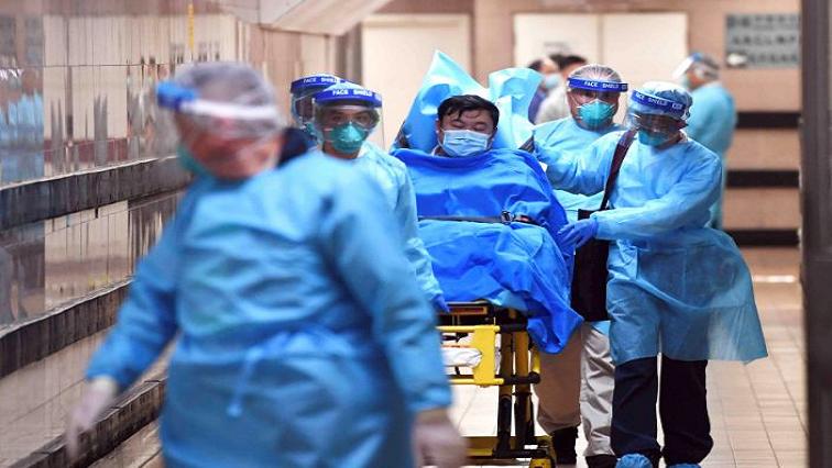 SABC News Coronavirus R 6 - India reports its first case of coronavirus