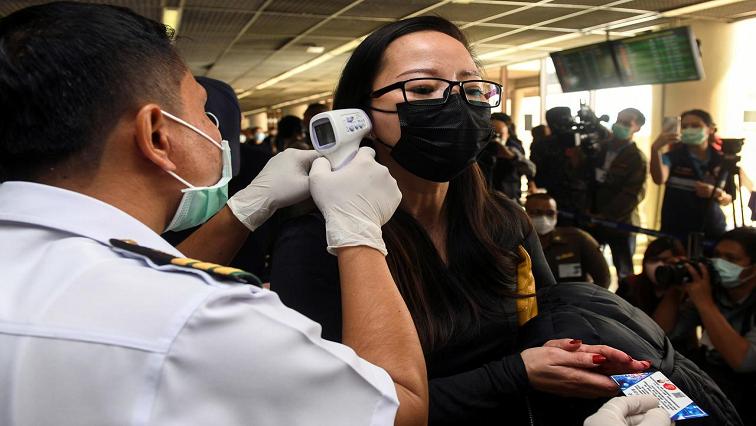 SABC News Coronavirus R 7 - No need to panic following coronavirus outbreak: Medical experts