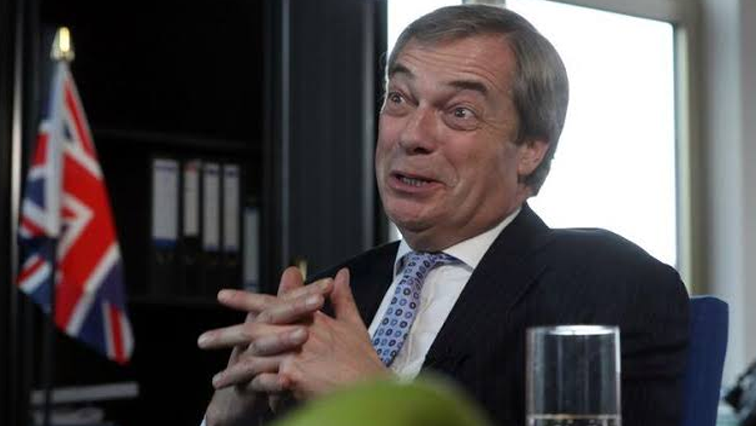 Crusader Farage