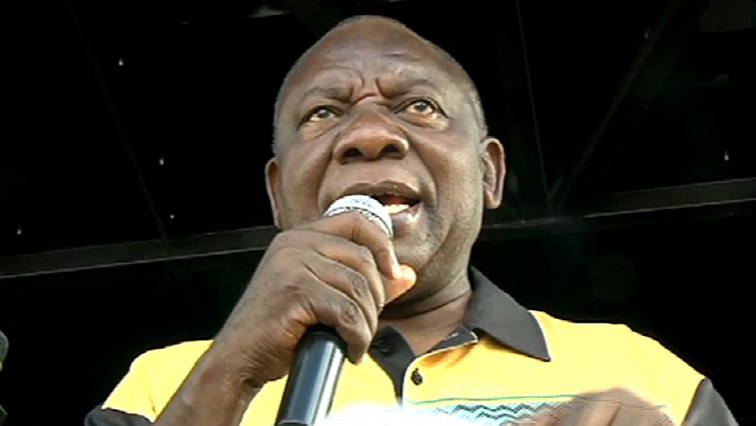 SABC News Cyril Ramaphosa 2 - Unforeseen circumstances resulted in renewed power cuts: Presidency