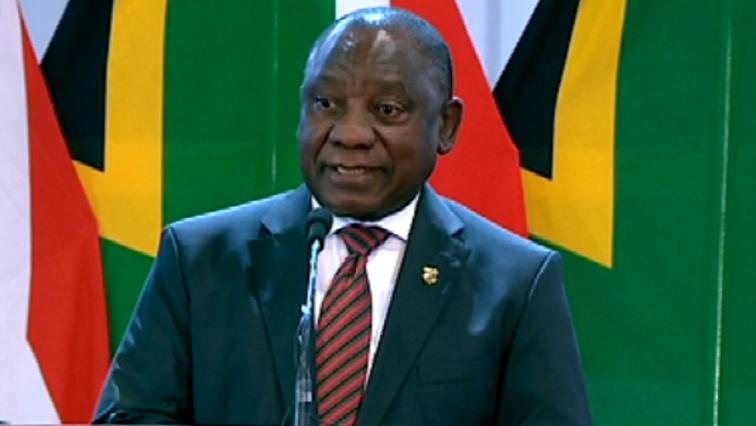 SABC News Cyril Ramaphosa 4 - AfCFTA will make Africa the largest common market in the world: Ramaphosa