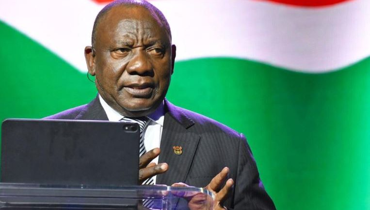 SABC News Cyril Ramaphosa twitter @GovernmentZA 763x432 1 - Hawks deny stalling Ramaphosa's campaign investigation