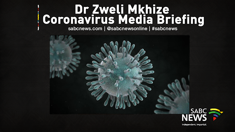 SABC News Dr Zweli Mkhize Briefing Live - WATCH: Health Minister Media Briefing on Coronavirus , 31 January 2020