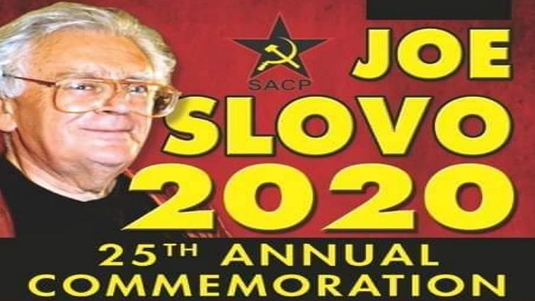 Joe Slovo COmmemoration2