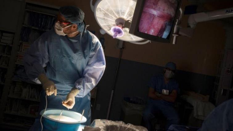 SABC News Kidney operation Reuters 1 - Masuku urges people to donate organs