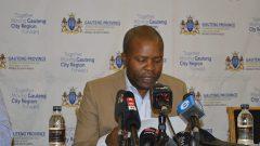 Gauteng Cogta MEC Lebogang Maile suspended City of Johannesburg Speaker Vasco da Gama and City of Tshwane Speaker Katlego Rachel Mathebe on Thursday for three and six months respectively.