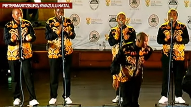 Ladysmith Black Mambazo set to develop isicathamiya music - SABC News - Breaking news, special reports, world, business, sport coverage of all South African current events. Africa's news leader.