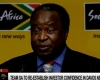 Mboweni to assure investors at WEF about independence of SARB