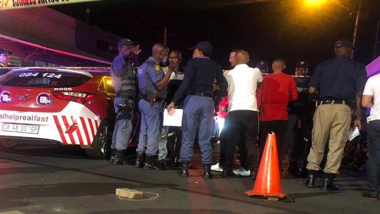SABC News Mellville2 - Still no arrests in Mellville shooting incident