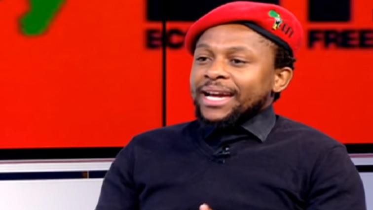 SABC News Ndlozi 1 - EFF dismisses claims of frozen bank account