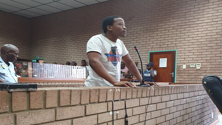 SABC News Ntiyiso Shilumane Twitter @katlego4ever - Theft charge converted to robbery with aggravated circumstances in Shongile Nkwashu's murder case