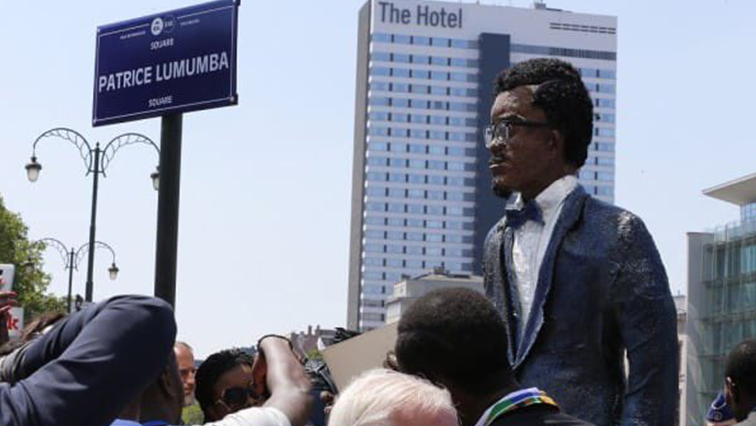 Celebrations will be taking place in Brussels to honour at Lumumba Square, in Brussels