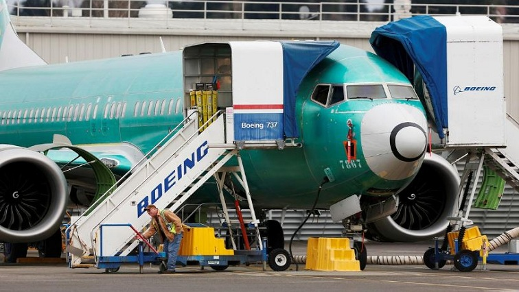 SABC News PlanesR - Boeing posts first annual loss in two decades