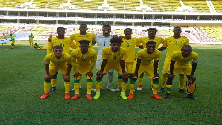 SABC News SA U23 Twitter - SA U23s gear up for Olympic prep tour