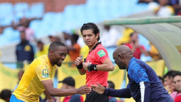 SABC News Sundowns Twitter 2 - Mosimane foresees a very difficult match against Pirates
