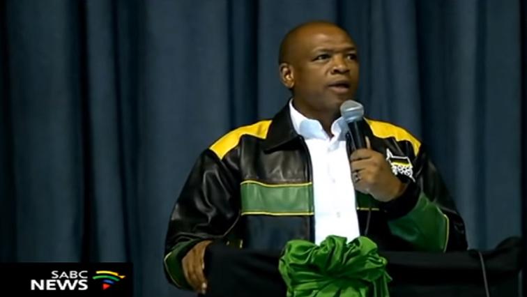 SABC News Supra Mahumapelo - Mkhwebane is staying put: Mahumapelo