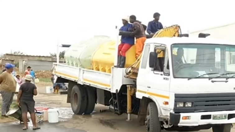 SABC News Water 1 - Cosatu supports Maluti-A-Phofung water protests