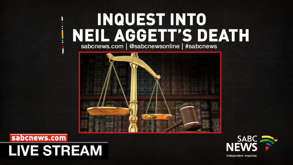 SABC News aggett LIVESTREAM 2 1024x577 - WATCH: Dr Neil Aggett Inquest, 27 January 2020
