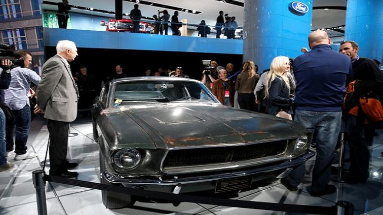 The 1968 Ford Mustang