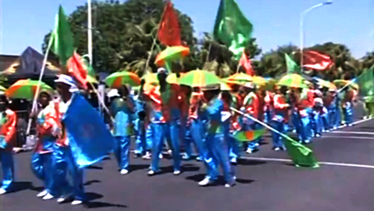 sabc news Cape Minstrels - City of Cape Town wishes troops successful minstrel parade