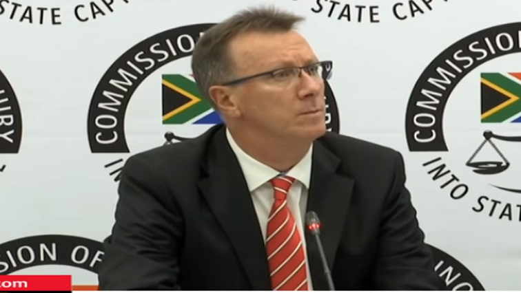 trevor white - Corruption at KwaZulu-Natal SAPS remains in focus at State Capture Commission