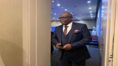 Johannesburg mayor Geoffrey Makhubo