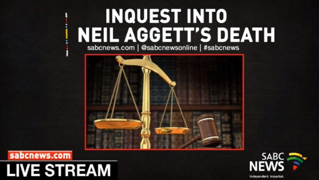 SABC News Aggett LIVESTREAM 1024x577 - WATCH: Neil Aggett Inquest, 14 February 2020