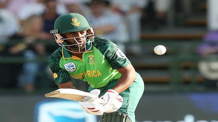 SABC News Bavuma R - It was a good win for the team: Bavuma