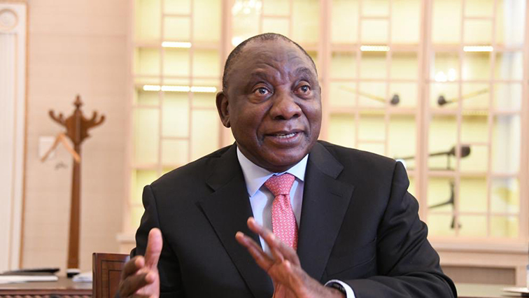Ramaphosa calls on private sector to invest in infrastructure - SABC News - Breaking news, special reports, world, business, sport coverage of all South African current events. Africa's news leader.