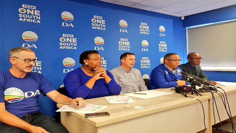 SABC News DA Briefing Twitter @Our DA - ANC should charge Boy Mamabolo for weaponising GBV for cheap politicking: Steenhuisen