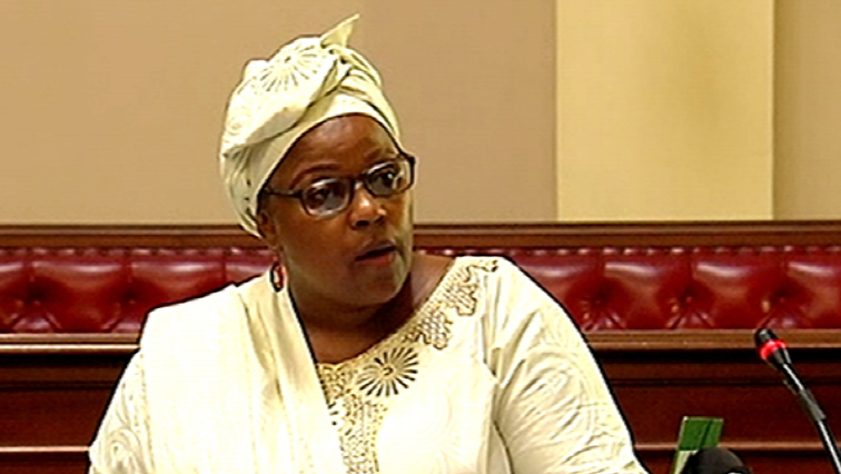 SABC News Dudu Myeni - More security for former SAA chairperson Dudu Myeni as case resumes