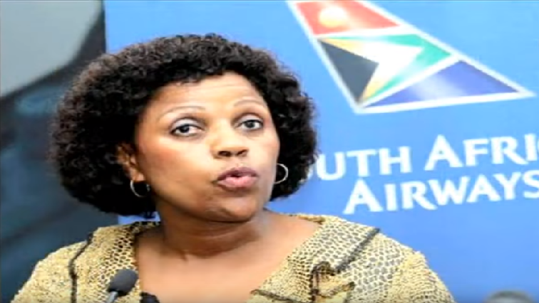 SABC News Dudu Myeni - State Capture Commission makes little progress with Myeni's evidence