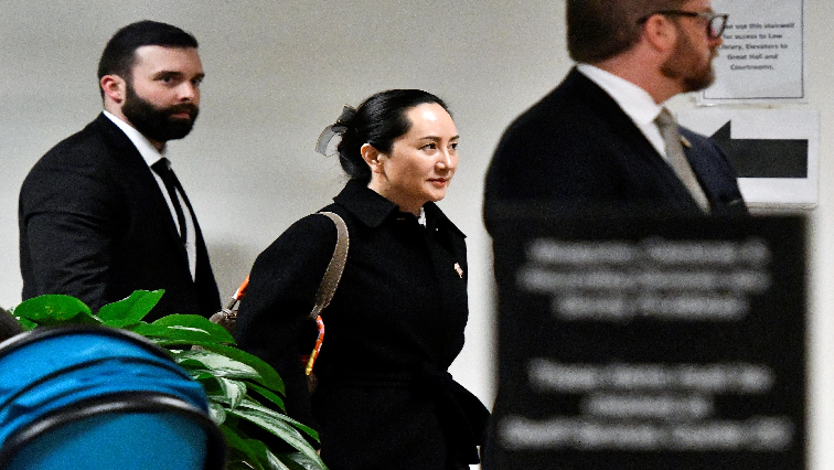 SABC News Huawei Chief Financial Officer Meng Wanzhou R - US accuses Huawei of stealing trade secrets, assisting Iran